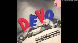 Satisfaction (original single version) - Devo