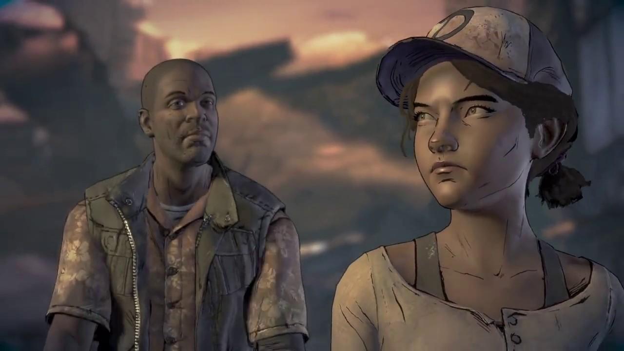Betray Clementine Alternate Ending The Walking Dead Season 3