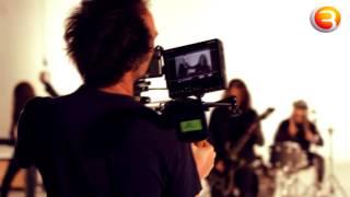 """Moonspell - """"White Skies"""" - Gravação do Videoclip"""