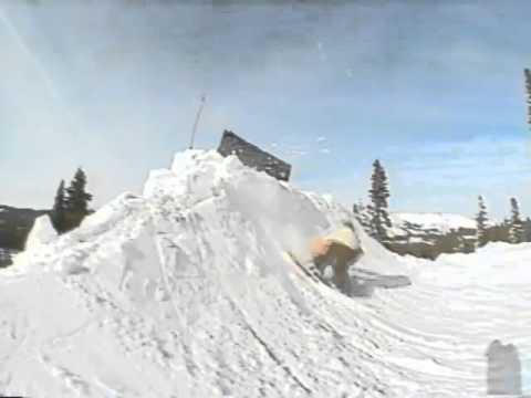 Afterbang-Robot Food (snowboard video)