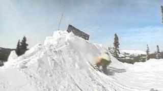 Afterbang-Robot Food (snowboard video) Starring Chris Engelsman, Ju...
