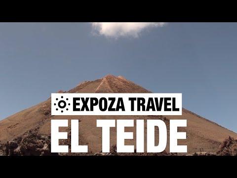 El Teide (Spain) Vacation Travel Video Guide