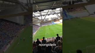 BLACKPINK's KILL THIS LOVE played at soccer match in Arnhem, THE NETHERLANDS
