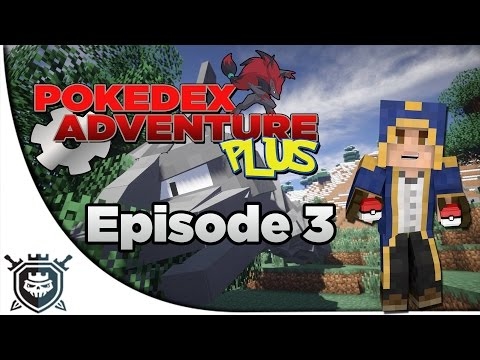 [FR] Pixelmon - POKEDEX ADVENTURE PLUS ! Episode 3 - Francais