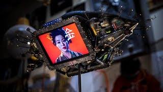 Adam Savage's Blade Runner Blimp Replica!