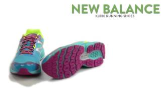 New Balance KJ880 Running Shoe…
