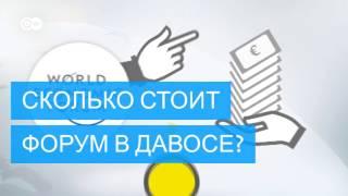 Сколько стоит форум в Давосе