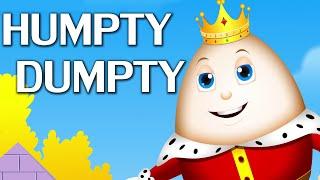 Humpty Dumpty Canción Infantil | Canciones Infantiles en Español | ChuChu TV