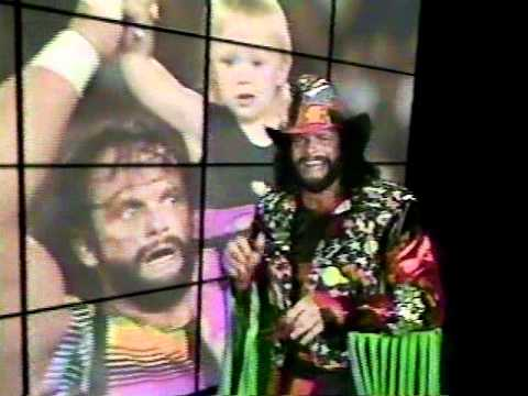 Macho Man Randy Savage - Speaking From The Heart (Remastered)