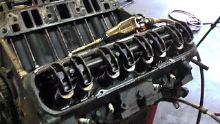 455 BUICK ENGINE VALVE TRAIN REMOVAL: PART 5