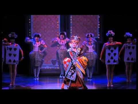 "Show Clips: ""Wonderland"" Musical on Broadway"