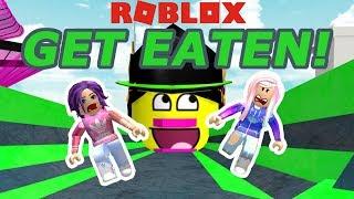 Roblox: Get Eaten / We Get Eaten by Giant Noobs!