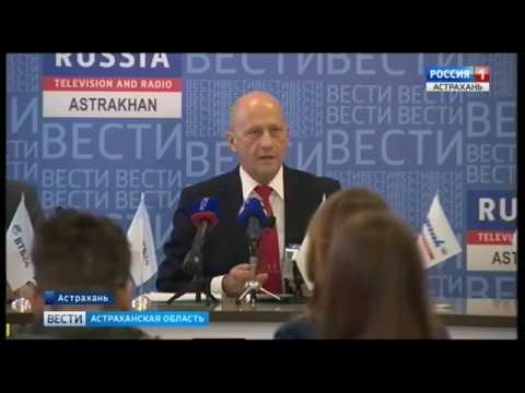 """На вопросы региональных журналистов ответили представители астраханского отделения банка """"ВТБ 24"""""""