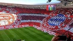 FC BAYERN MÜNCHEN CHOREO 120 JAHRE 08.03.2020