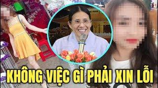 Bà Yến chùa Ba Vàng nói không xúc phạm nữ sinh giao gà ở Điện Biên nên không việc gì phải xin lỗi