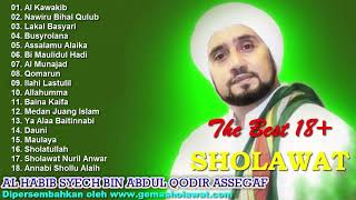Video The Best 18+ SHOLAWAT AHBABUL MUSTHOFA - AL HABIB SYECH BIN ABDUL QODIR ASSEGAF download MP3, 3GP, MP4, WEBM, AVI, FLV Juni 2018