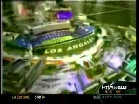 Los Angeles Football Stadium on KTLA - Part 2 of 2 (4/17)