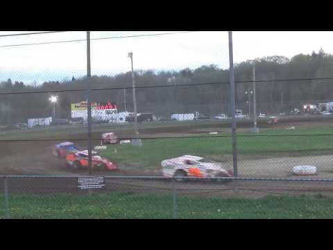 Mercer Raceway Park Feature - 4/22/17