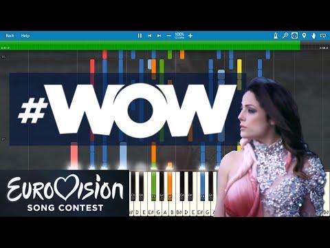 Ira Losco - Walk on Water (Malta 2016 Eurovision) Piano / Instrumental Cover