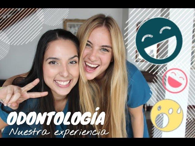 NUESTRA EXPERIENCIA ESTUDIANDO ODONTOLOGIA | #newbies