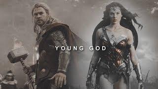 Thor & Diana || young god