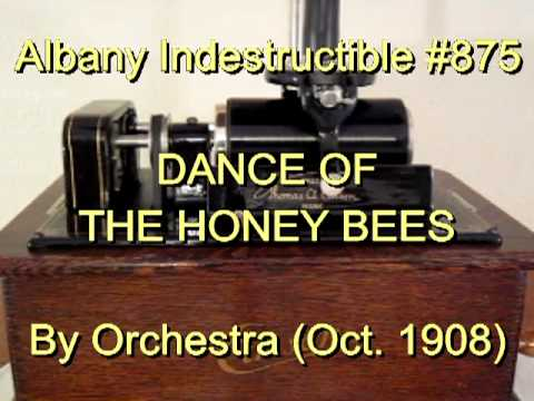 875 - DANCE OF THE HONEY BEES, By Orchestra (Oct. 1908)