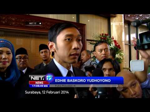 Anas Urbaningrum Sebut Presiden SBY Untuk Kasus Hambalang - NET17