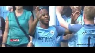Manchester City Vs Bournemouth 4-0 All Goals English Premier League 2016/2017