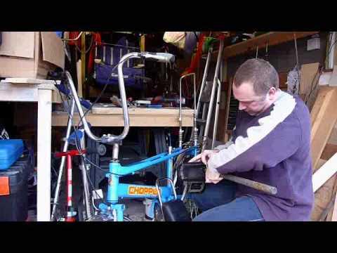 Raleigh Chopper MKIII to MKII 5