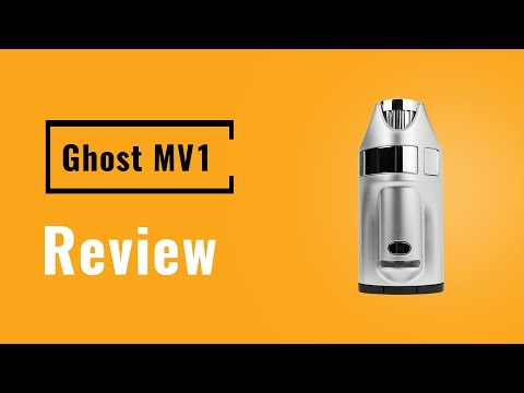 Ghost MV1 Vaporizer Review – Vapesterdam