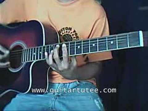 All Apologies (of Nirvana, by www.guitartutee.com) - YouTube