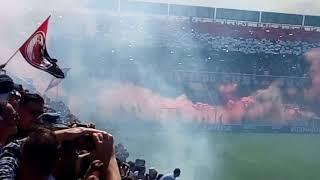 Foggia Bari curva sud 21/4/2018