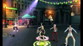 Пара па город танцев-Оп сука делай оп