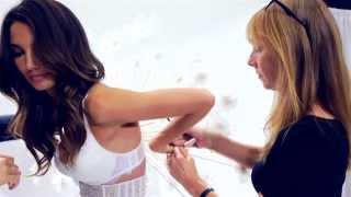Victoria's Secret Fashion Show 2013 ~ Snow Angels