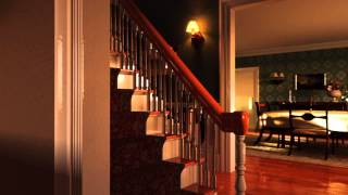 Madmen Stairwell Maya & AE