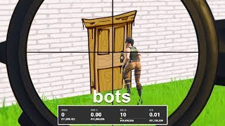 i EXPOSE every DEFAULT SKINS stats... (actual bots)