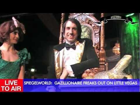 """The Gazillionaire interviews superstar """"Little Vegas"""""""