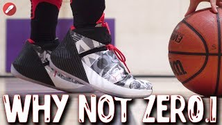 Jordan Westbrook Why Not Zer0.1 Performance Review!