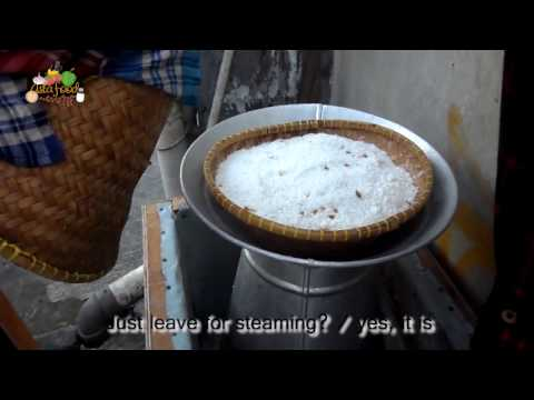 Kue Dongkal Traditional Betawi Snack! [Eng Subtitle] - Happy Indonesia