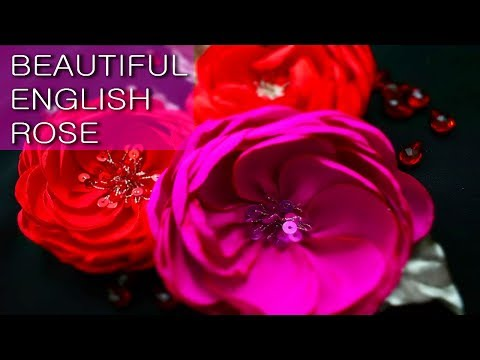 D.I.Y  Beautiful English Rose Tutorial |House Of Fashion