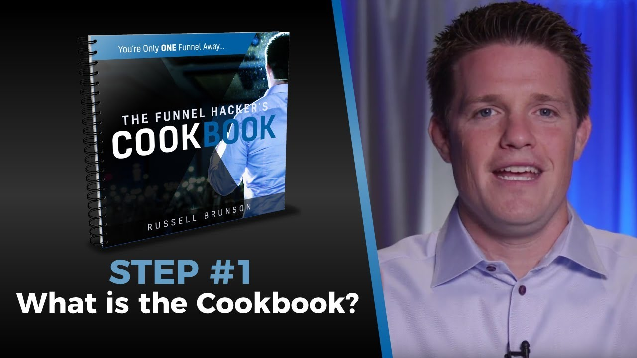 Some Known Questions About Clickfunnels Cookbook.