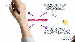 Stages of Technology Development
