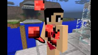 Minecraft  прикол- Орбит Фруттини Реклама в Minecr(Прикол., 2013-11-17T07:21:57.000Z)