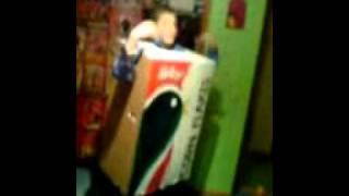 Cornflakes Boy Dancing