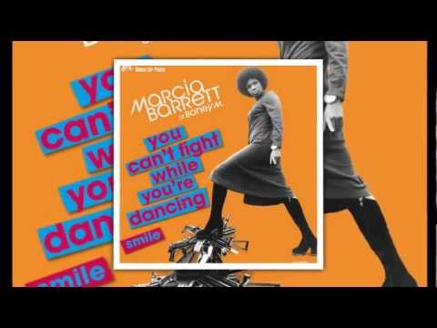 """You Can't Fight While You're Dancing"" - Marcia Barrett's brand new single"