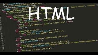 Создание сайта на html. Часть 1