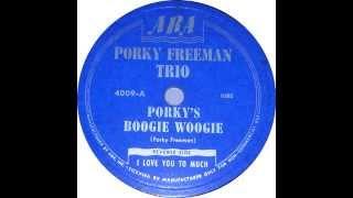 Porky Freeman (Ara 4009): Porky