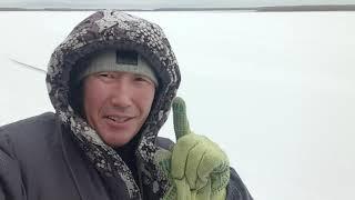 Ура Первый лед Кто куда мы на рыбалку