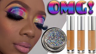 EASIEST COLORFUL EYE TUTORIAL EVER   Channel discussion