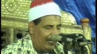 حفلة خارجية للشيخ محمود سلمان  سورة المزمل  (رائعه)